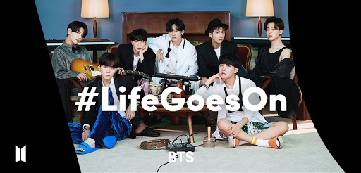 BTS #LifeGoesOn TikTok Challenge Sets a Record of 930M views in 15 days