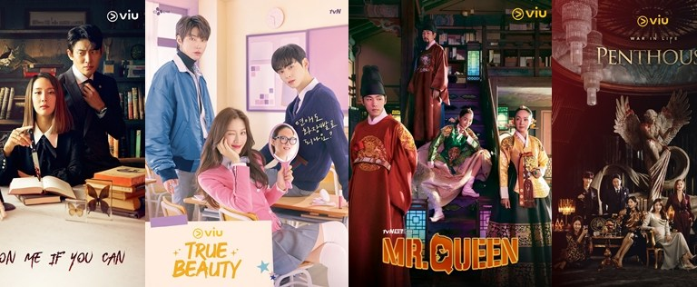Be K-drama marathon-ready this year with a Samsung Smart TV