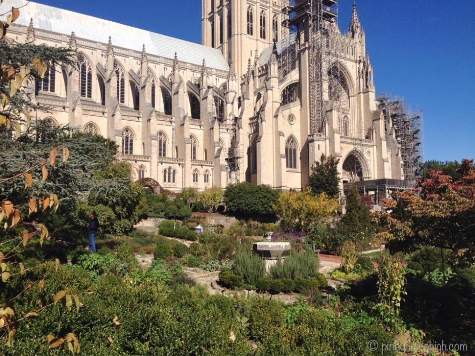 Bishop's Garden at National Cathedral