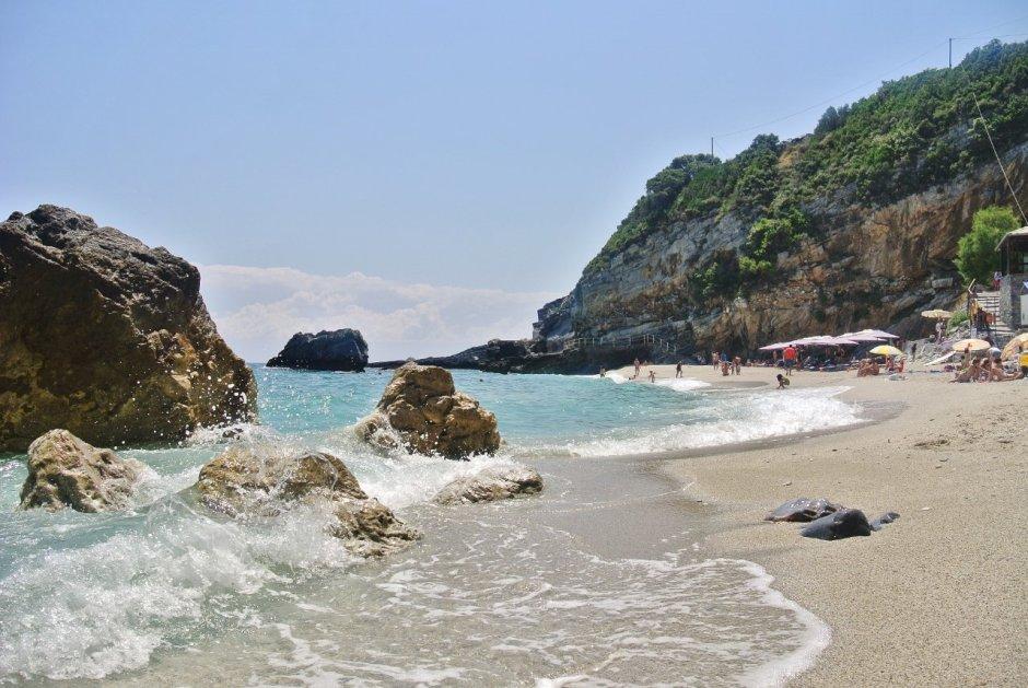 Mylopotamos Beach, Pelion, Greece