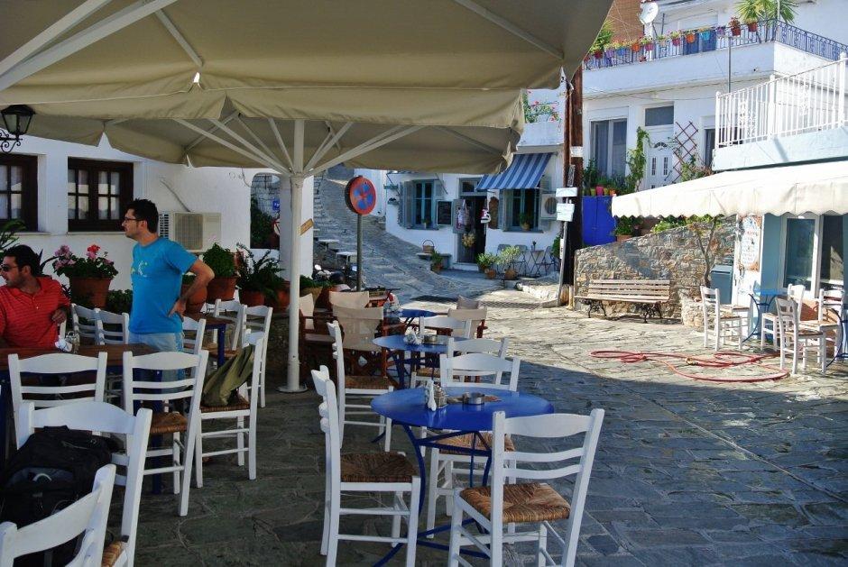 Plaza To Louki, Glossa, Skopelos