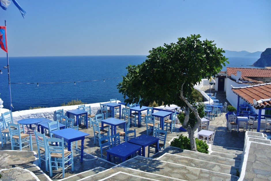 Anatolia Restaurant, Skopelos, Greece