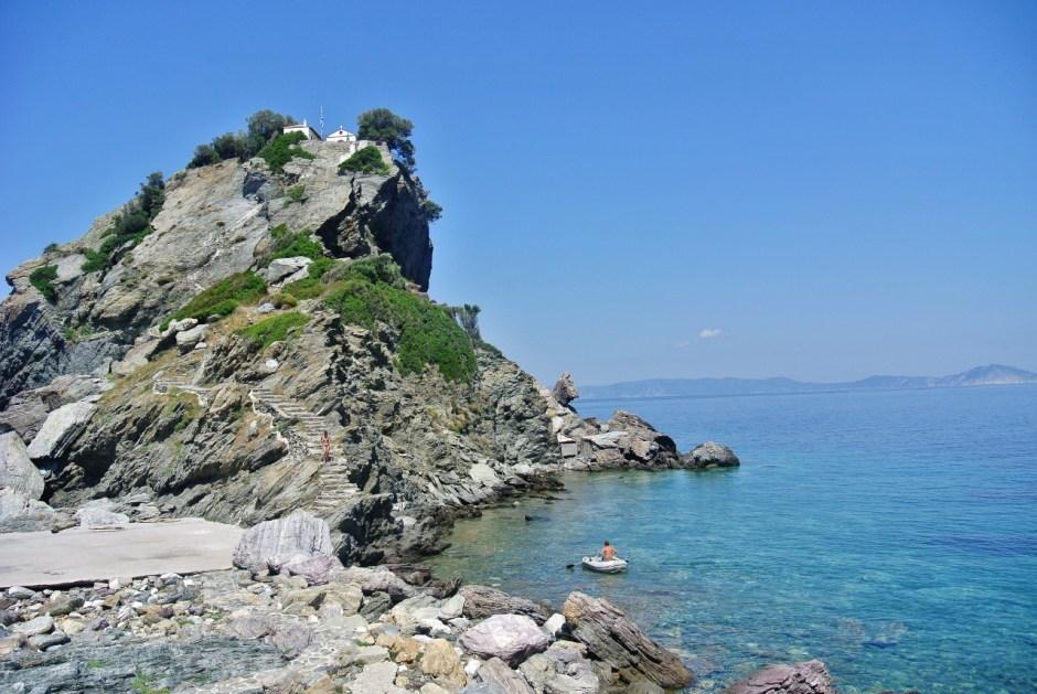 Agios Ioannis, Skopelos, Greece