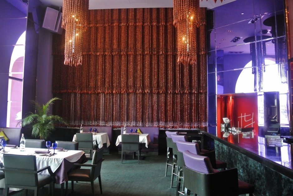 Business Lunch at Tse Yang, The Pearl Qatar