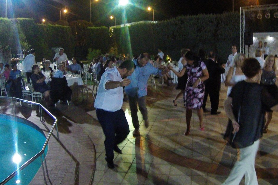 Greek Wedding