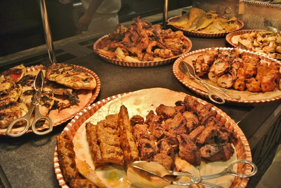 Al Liwan Restaurant, Sharq Village and Spa