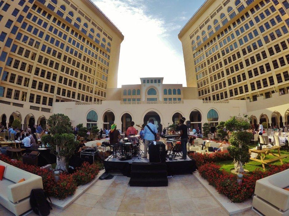 St Regis Grand Brunch Doha