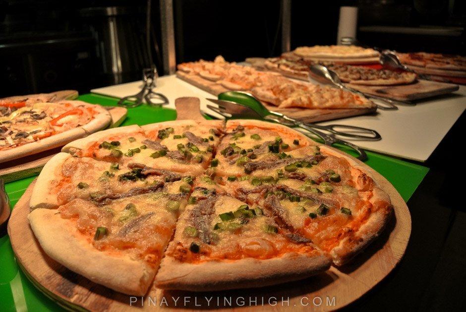 Italian Nights at The Square, Intercontinental Doha The City Pinayflyinghigh.com