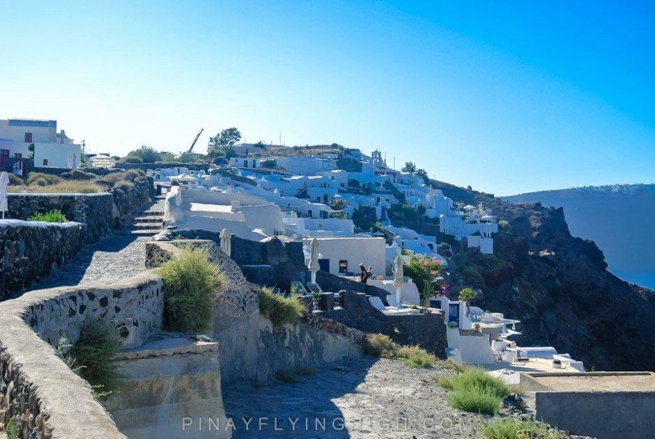Oia, Santorini, Greece PinayFlyingHigh.com-200
