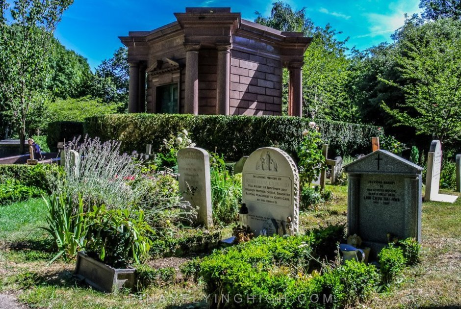 Highgate Cemetery, London - PinayFlyingHigh.com-2