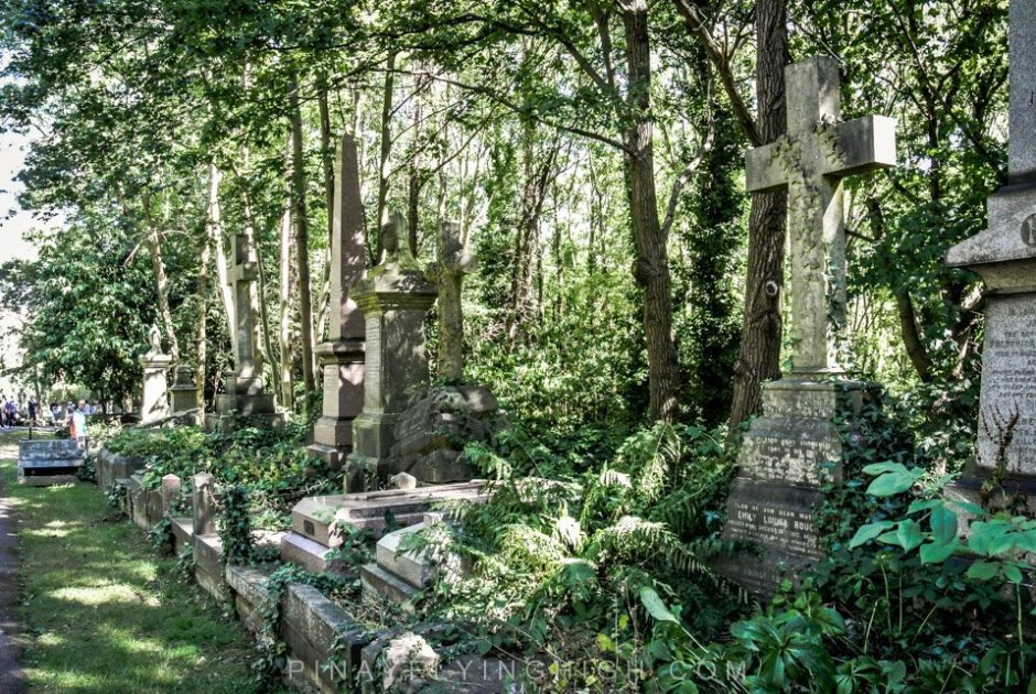 Highgate Cemetery, London - PinayFlyingHigh.com-24