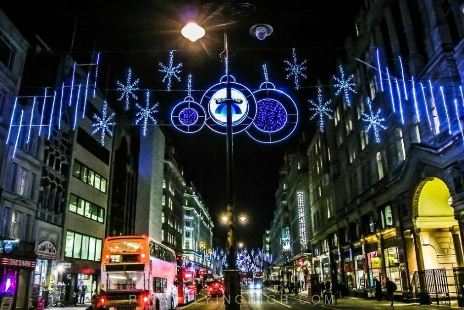 THE STRAND LONDON CHRISTMAS LIGHTS - PinayFlyingHigh.com