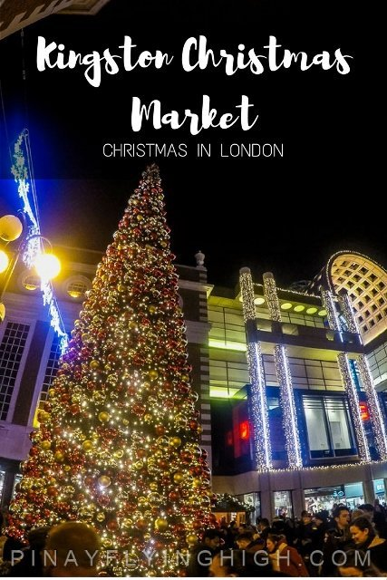 Kingston Christmas Market