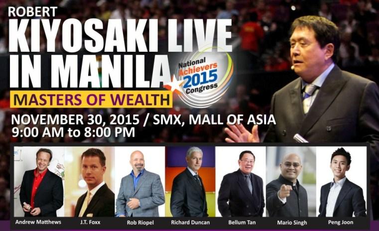 Robert-Kiyosaki-LIVE-in-Manila