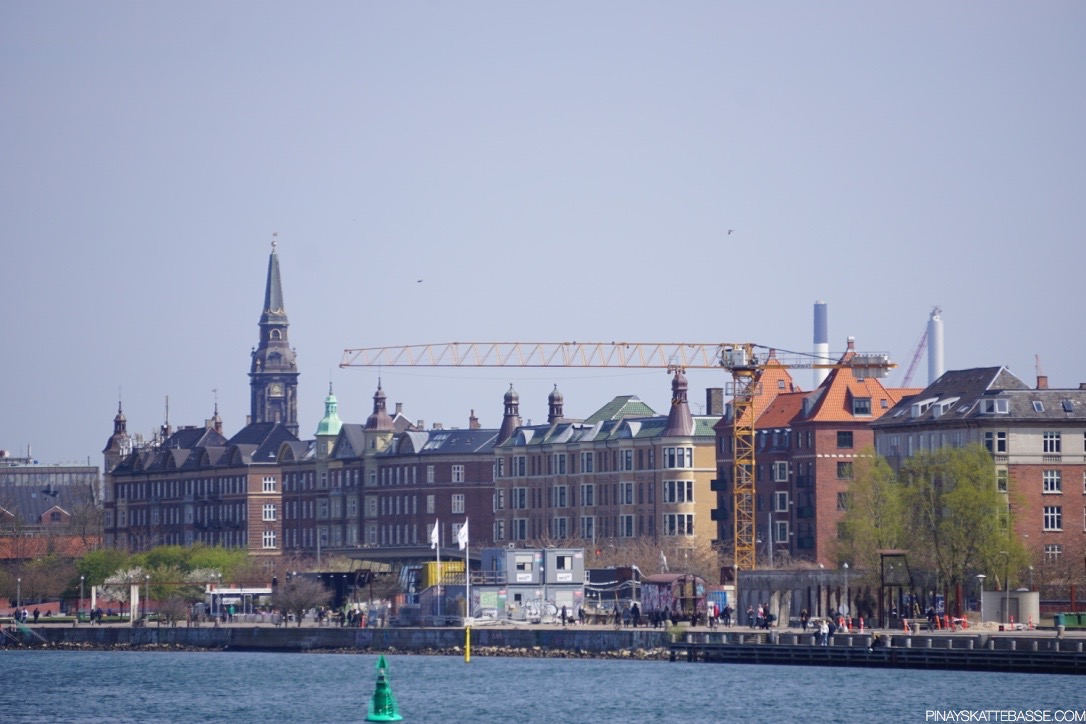 Denmark - Bicycling around ::Islands Brygge:: in Springtime