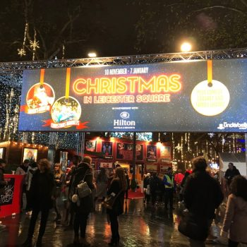 2017 Christmas in London