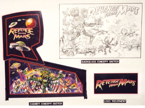 Pinball 2000 Collectors Pages