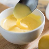 Easy Hollandaise Sauce - No Blender Required