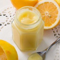 Small Batch Meyer Lemon Curd