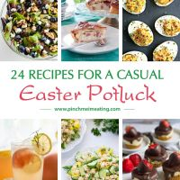 24 Recipes for a Casual Easter Potluck