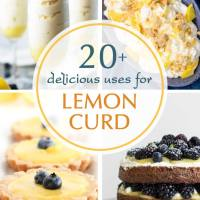 23 Delicious Uses for Lemon Curd
