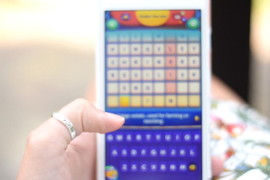 Smartphone spelletjes
