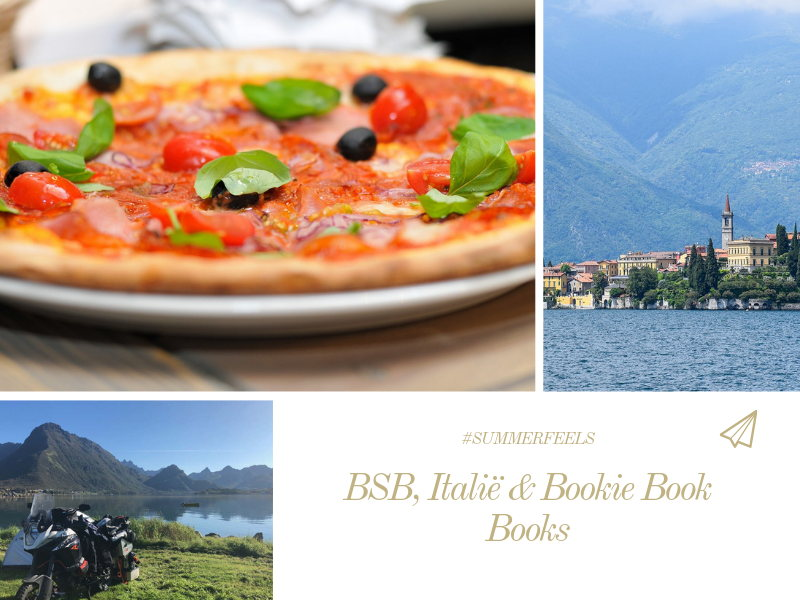 BSB, Italië & Bookie Book Books: hier heb ik zin an!