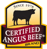 The certified angus beef logo