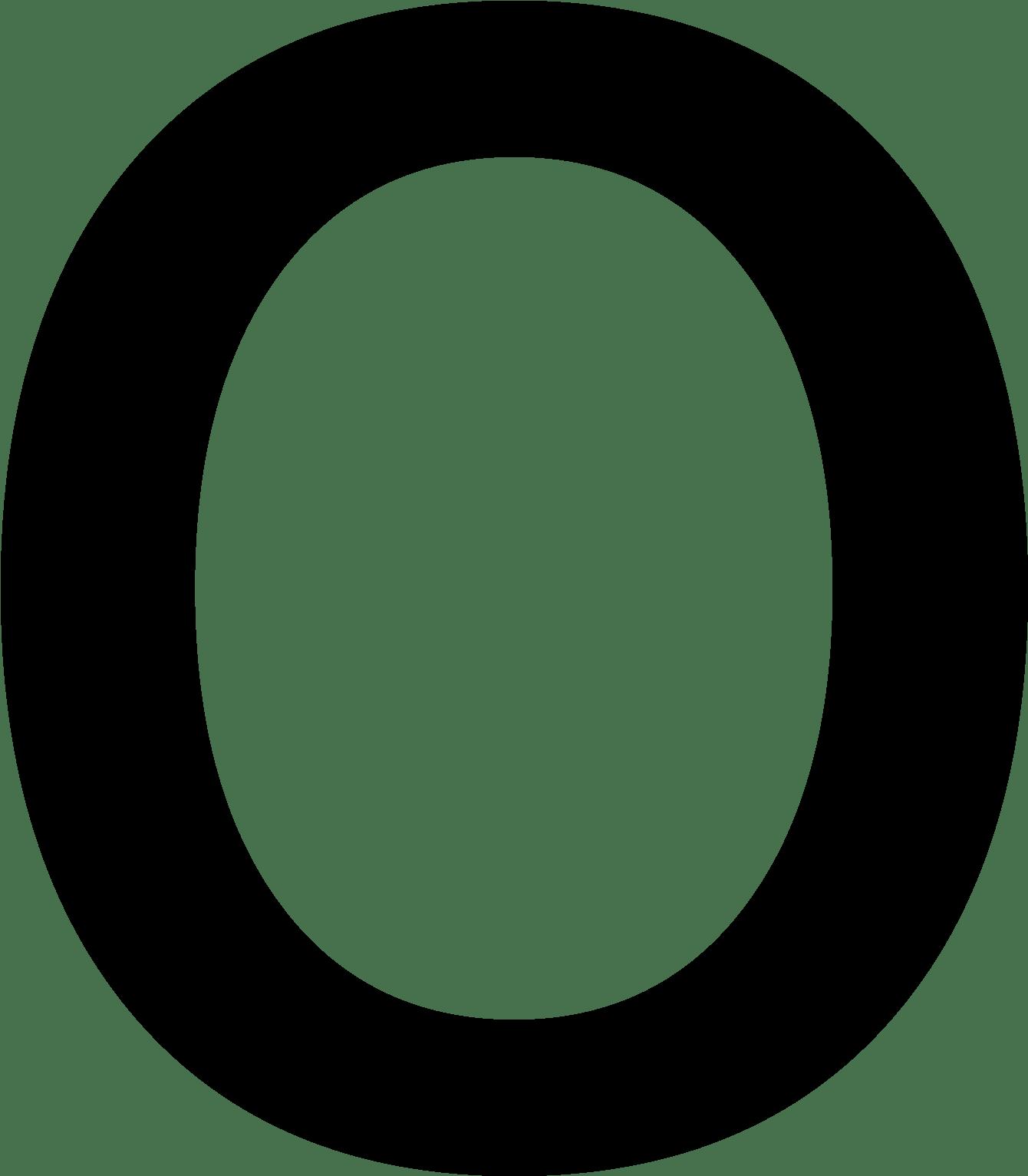 Download Letter O