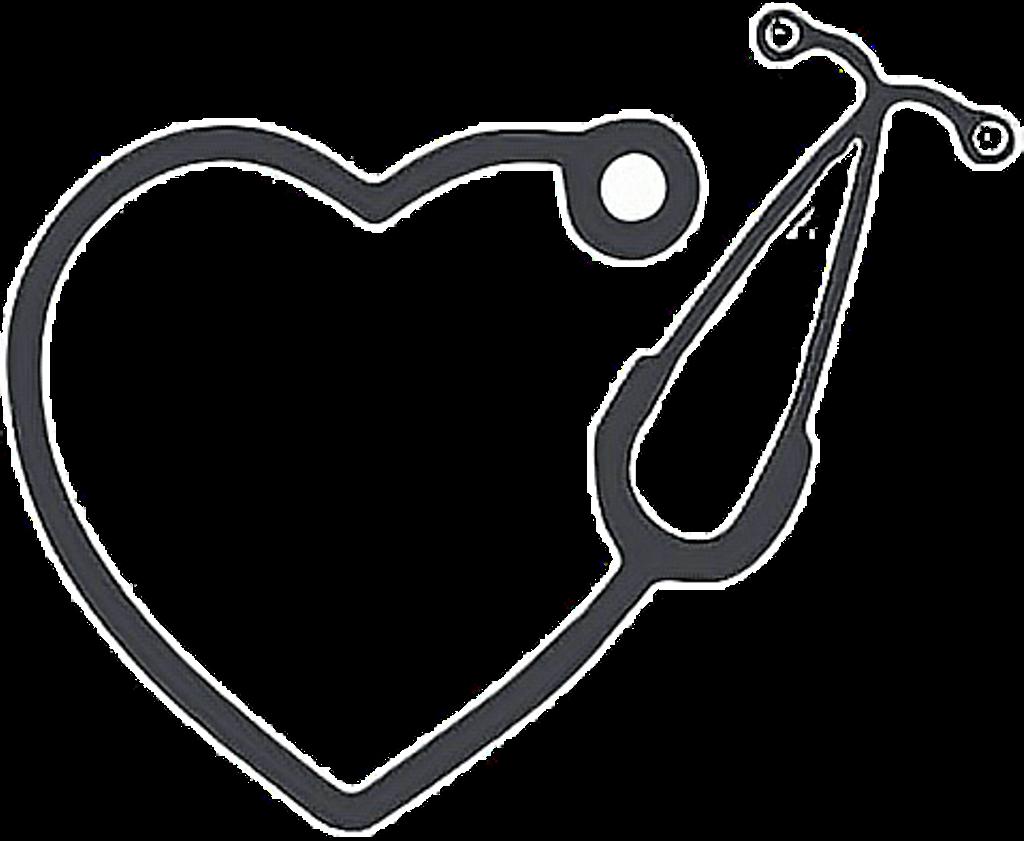Stethoscope Heart Nursing Nurse Freetoedit