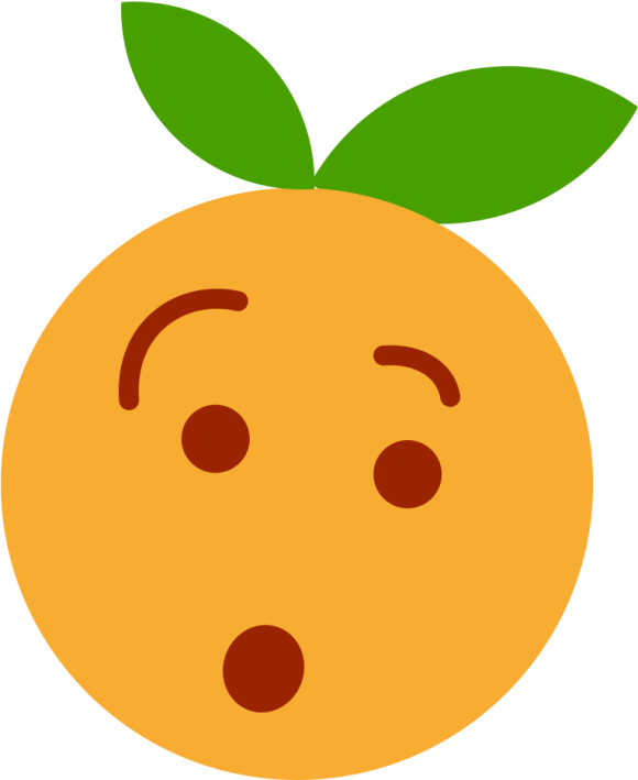 Mandarin Orange Cartoon Clementine Fruit Clementine Dessin Clipart Full Size Clipart 947399 Pinclipart