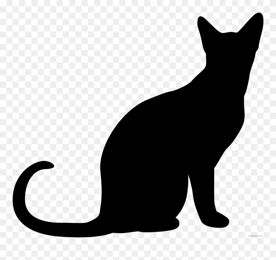 clip art cats vector persian cat