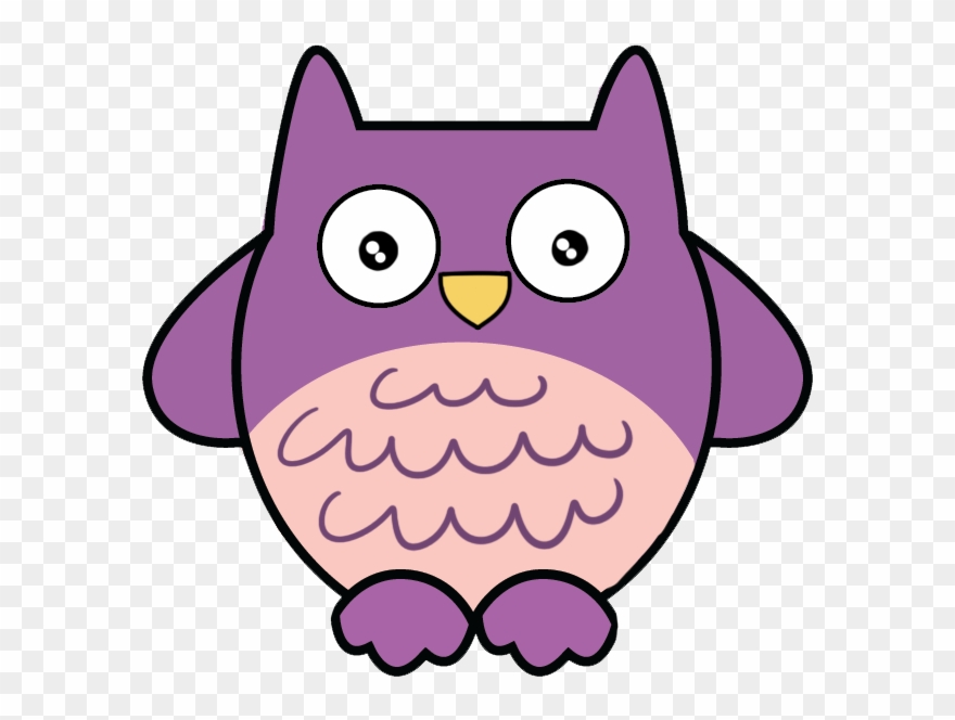 Free To Use Public Domain Animals Clip Art Cute Animals Cartoon Purple Png Download 13100 Pinclipart