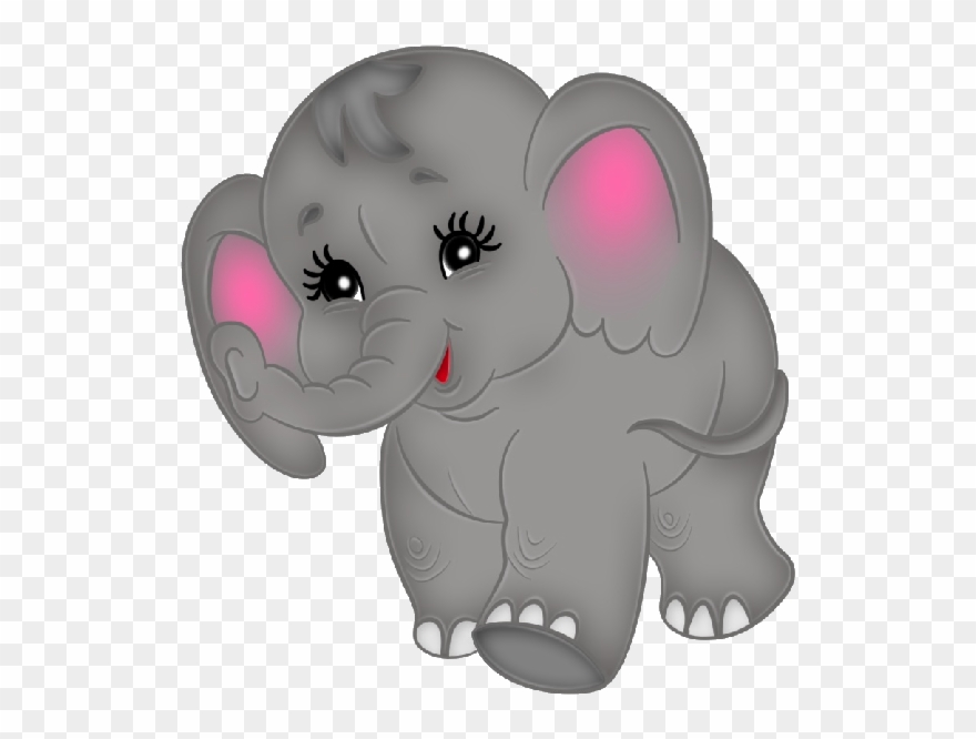 Baby Elephant Cartoon Free Download Clip Art Free Clip Cute Baby Elephant Cartoon Png Download 18497 Pinclipart