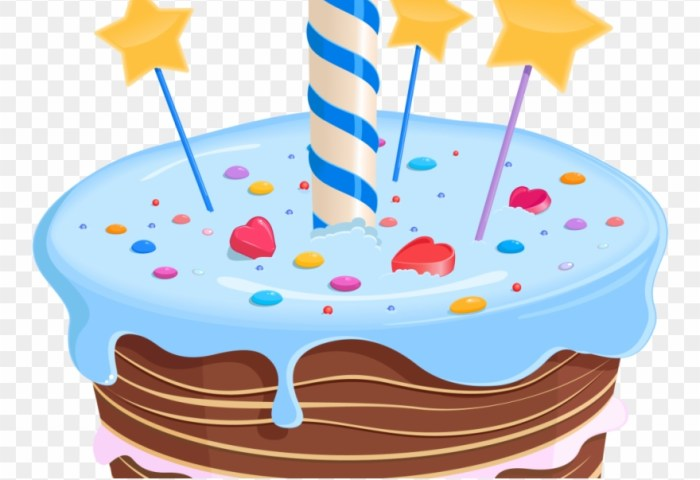 Birthday Cake Clipart Fancy First Birthday Cake Png Transparent