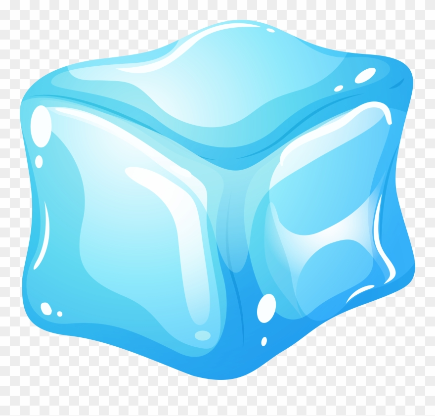Art Clip Cube Ice Funny