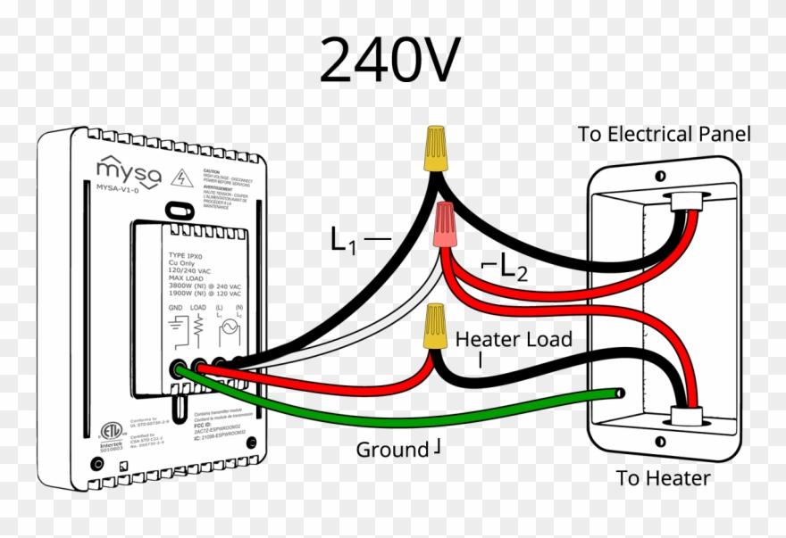 120 Volt Garage Heater | Dandk Organizer
