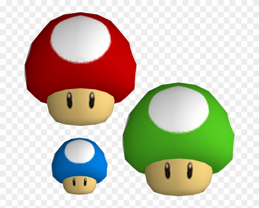 Super Mario Mushroom Png Vector Black And White Library New Super Mario Bros Wii Super Mushroom Clipart 1779548 Pinclipart