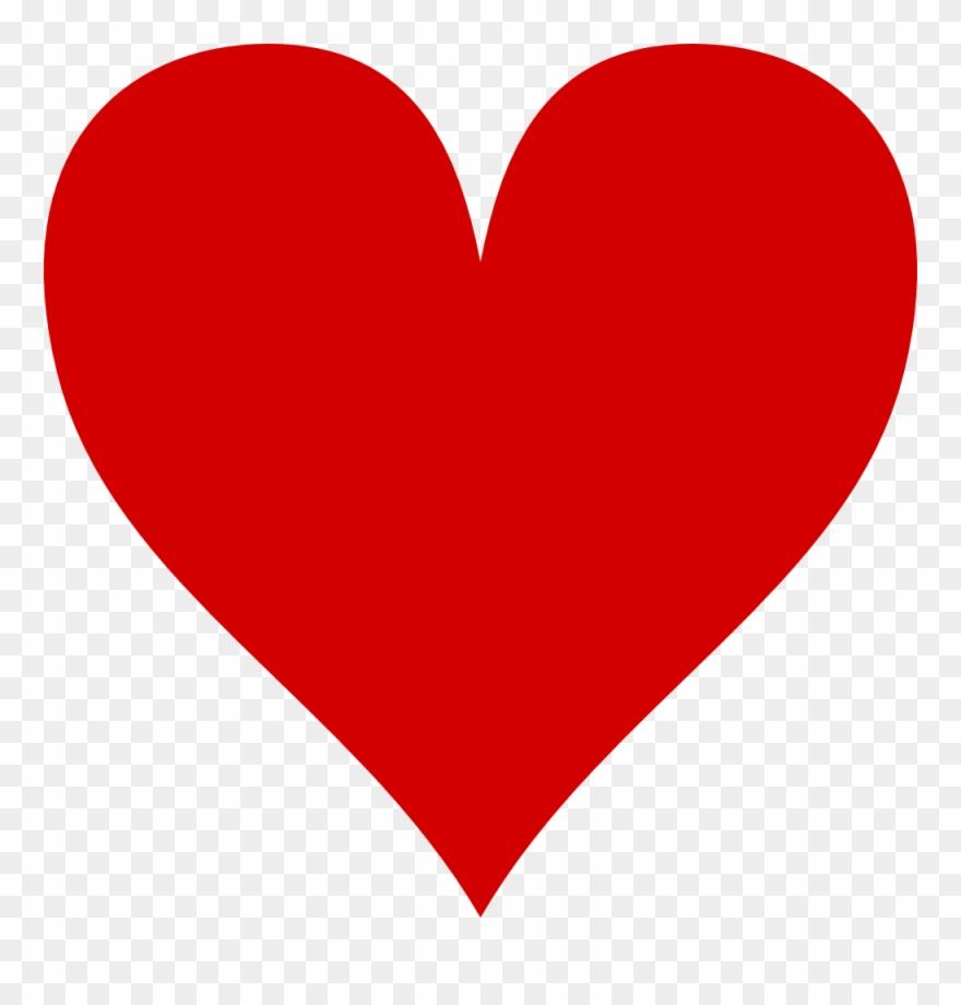 Download Download Free Vector Card Coeur Clip Art - Love Heart ...