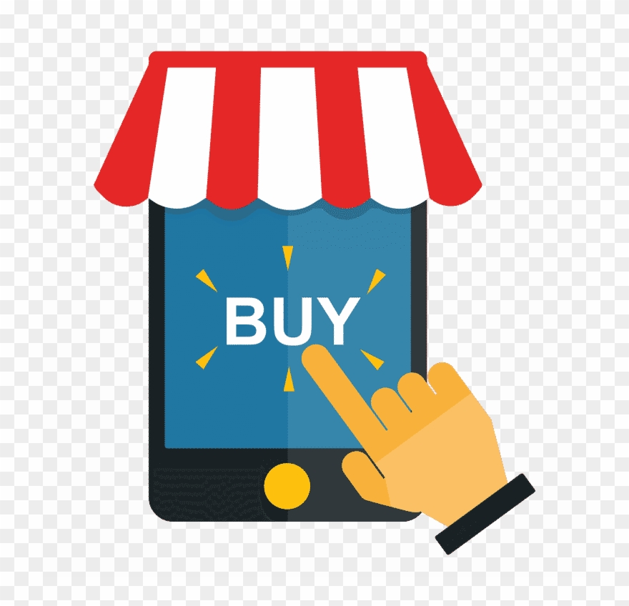 How To Buy A Domain Name Online Shop Clipart Png