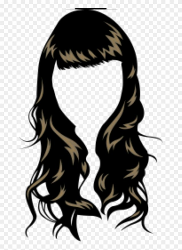 waves haircut png - hair style girl psd clipart (#4078007