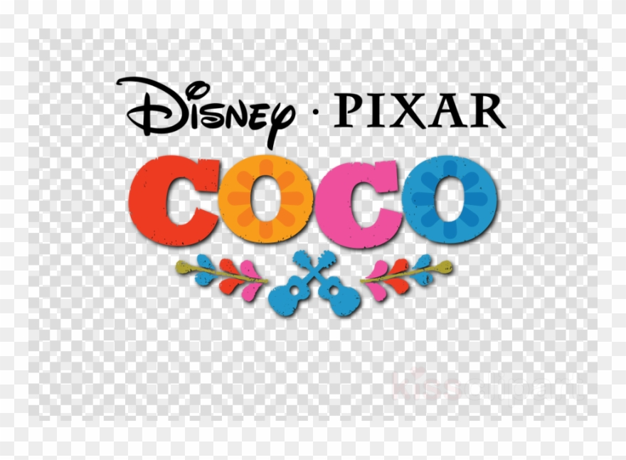 Download Logo Coco Pixar Clipart Pixar The Walt Disney Disney Pixar Coco Logo Png Download 4542366 Pinclipart
