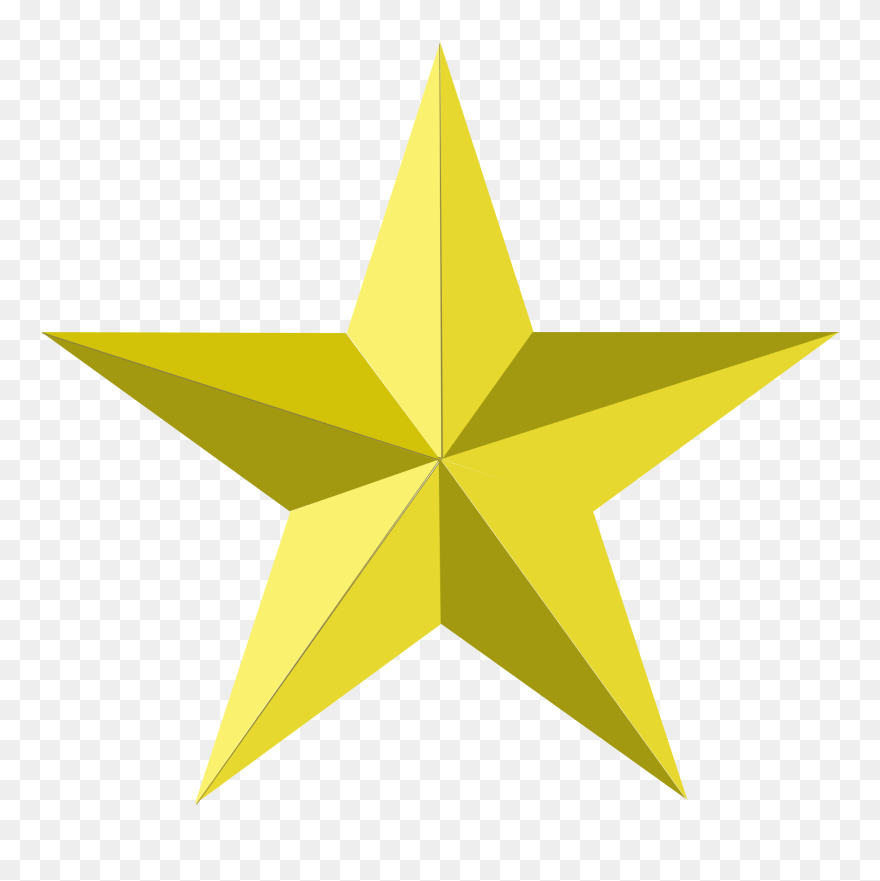 Flag And Background Yellow Middle Star Red