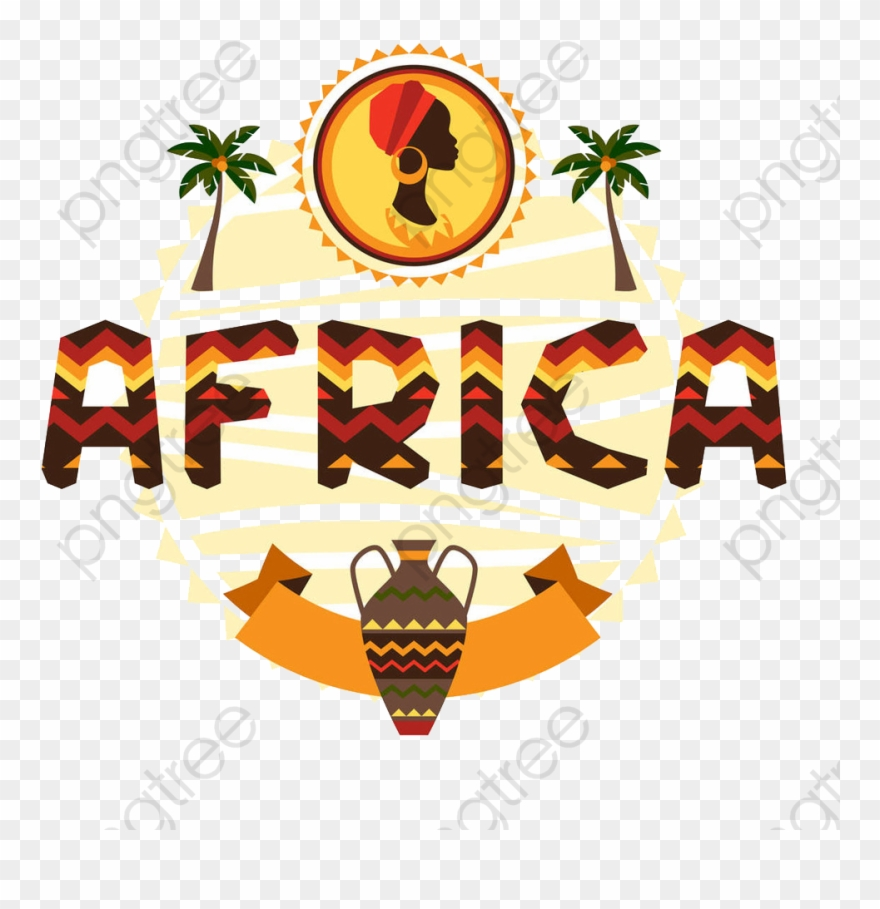 Africa Clipart Color African Stock Art Png Download 4994382 Pinclipart