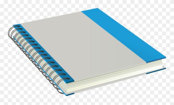 Paper Notebook Clip Art Transparent Background School Notebook Clipart Png Download 5274521 Pinclipart