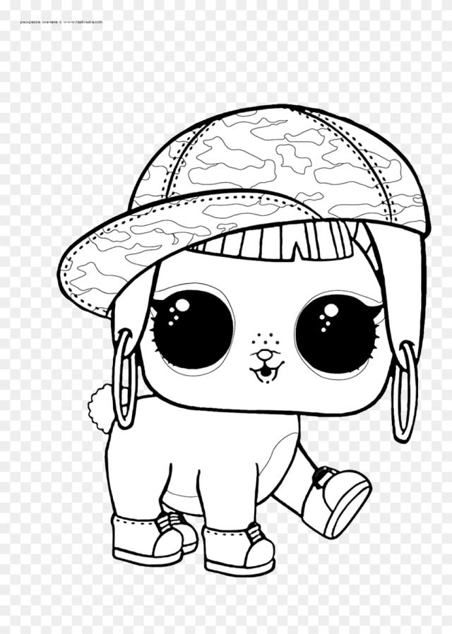 L - O - L - Surprise Doll Png - Lol Pets Coloring Pages, - Lol Pet