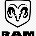 Ram Symbol Old Png Transparent Images Vector Clipart Dodge Ram Logo Png 5448676 Pinclipart