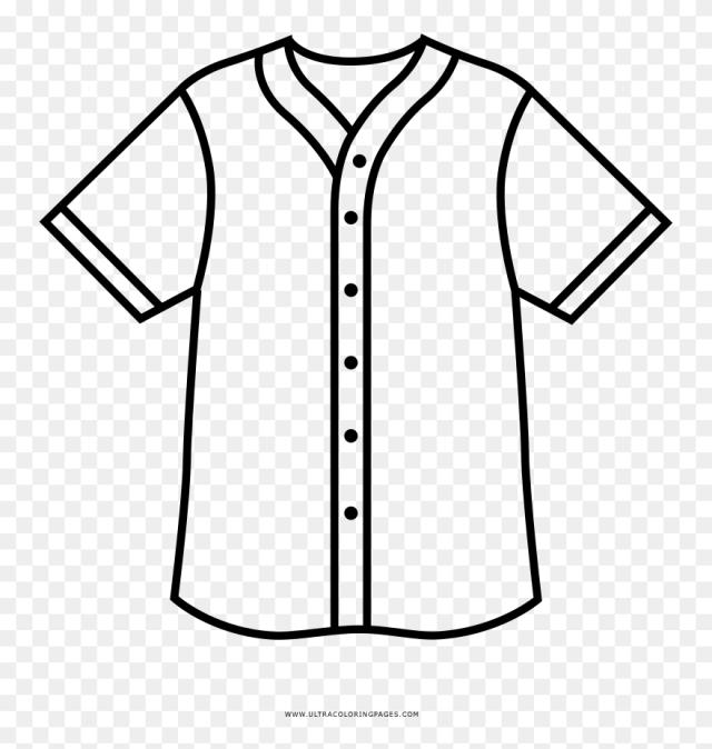 """Baseball Jersey Coloring Page """"src=""""data - Baseball Shirt Coloring"""
