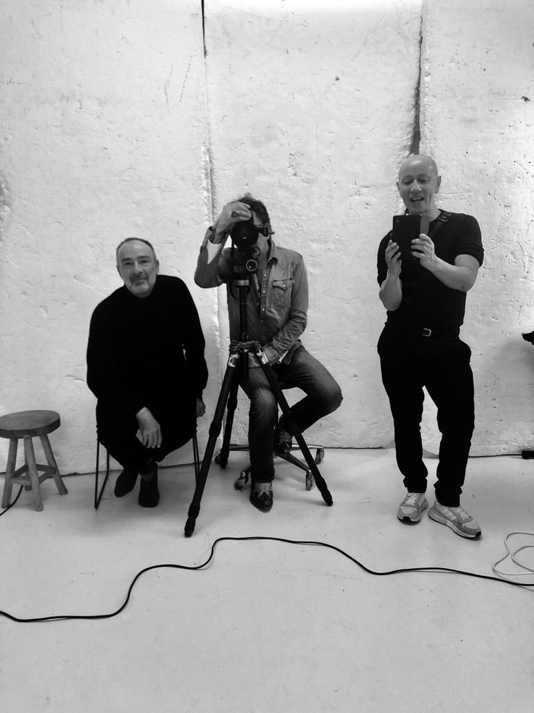 VIDEO: Ontmoet de makers tijdens de cover-shoot