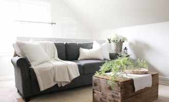 Affordable Master Bedroom Makeover: Part One